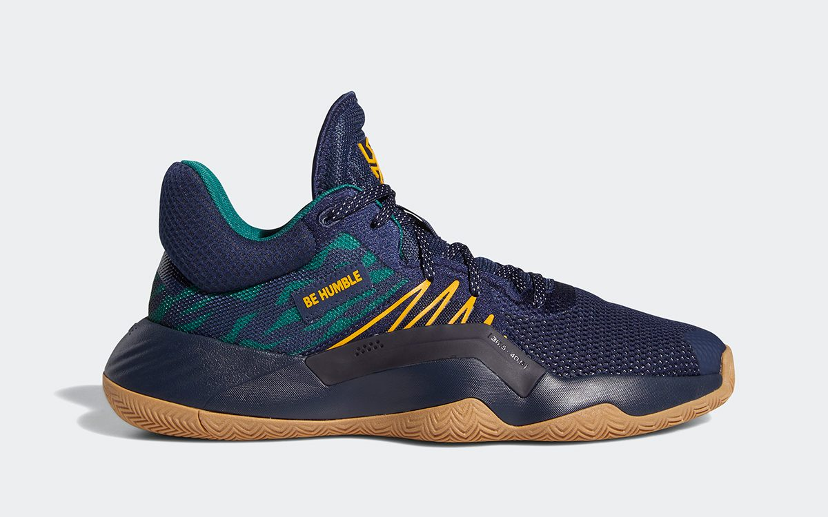 """adidas to Release Timely """"Be Humble"""" DON Issue 1 for Donovan Mitchell"""