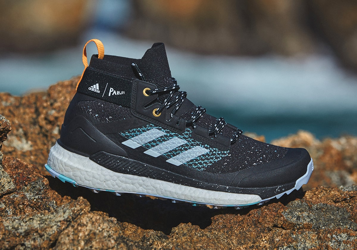 Available Now // adidas Terrex Free Hiker Parley - HOUSE OF ...