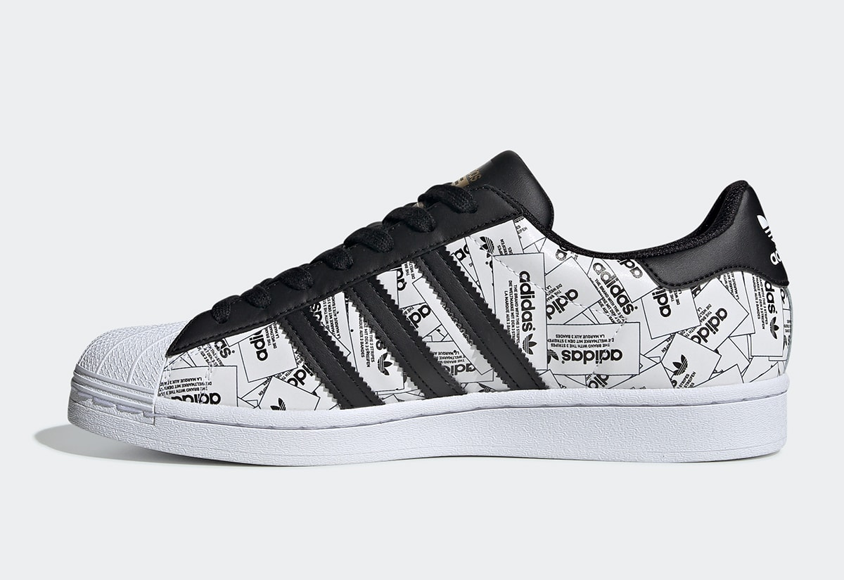 The adidas Superstar Arrives with All