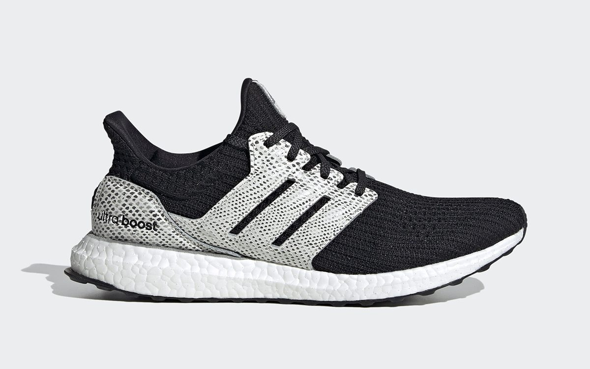 A Trio of Snakeskin Ultra BOOSTs Are Sliding Your Way Soon
