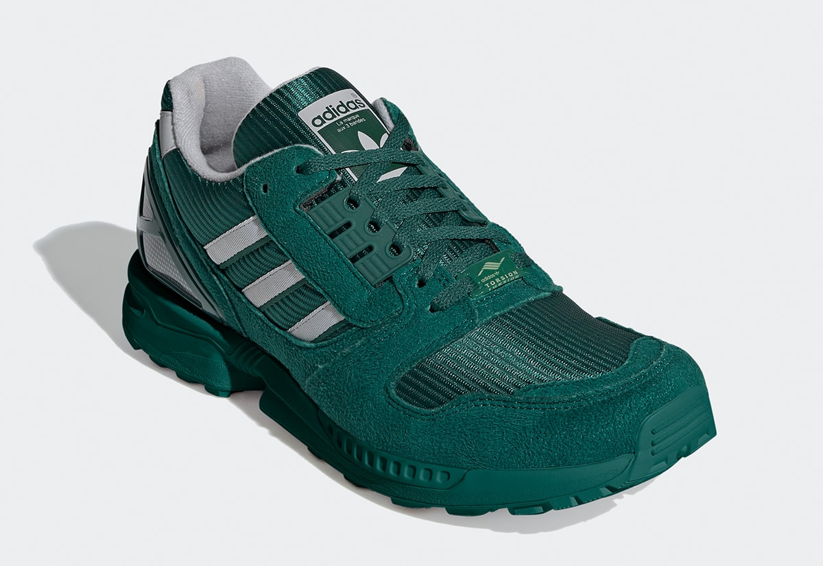 Now // adidas ZX 8000 \