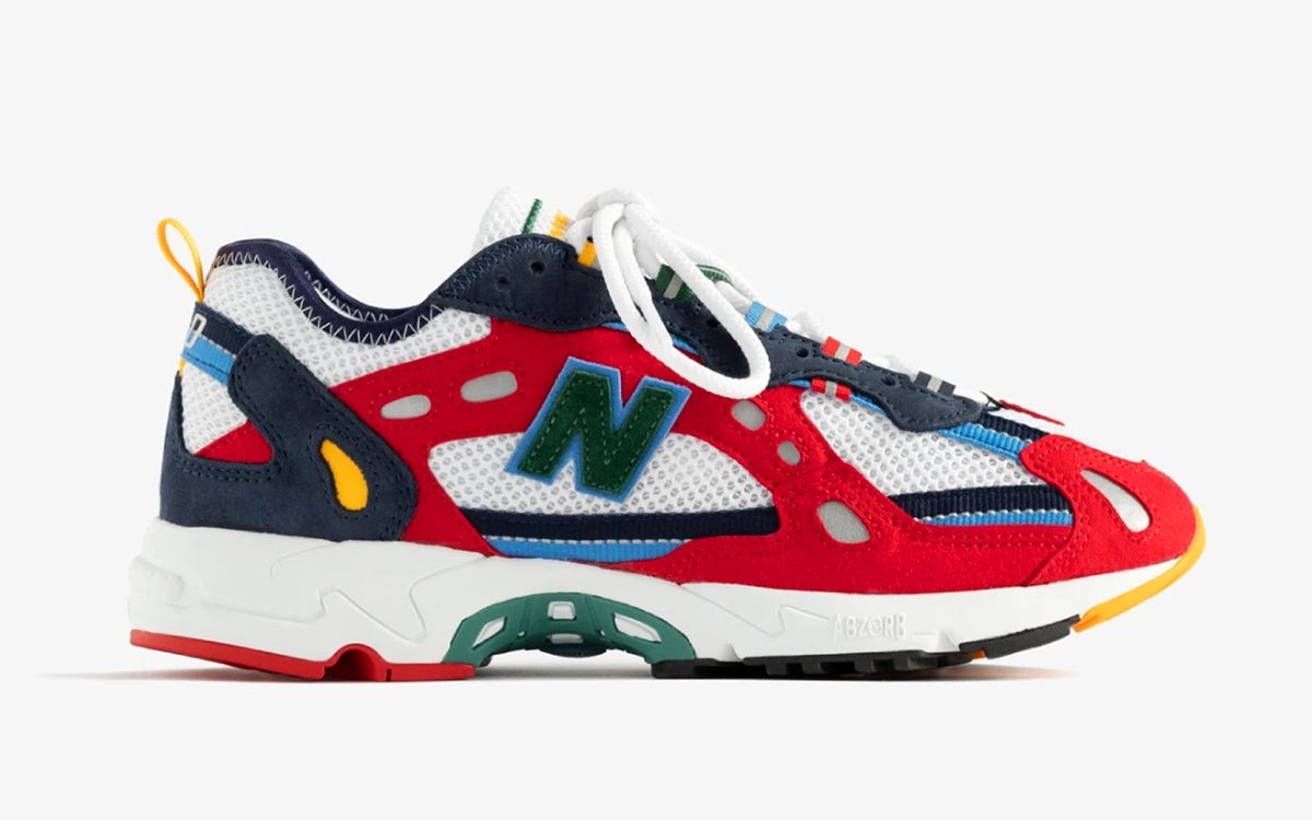 Aimé Leon Dore x New Balance 827 Collaboration Releases This Week!