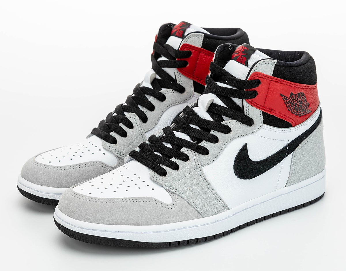 Where To Buy The Air Jordan 1 High Light Smoke Grey House Of