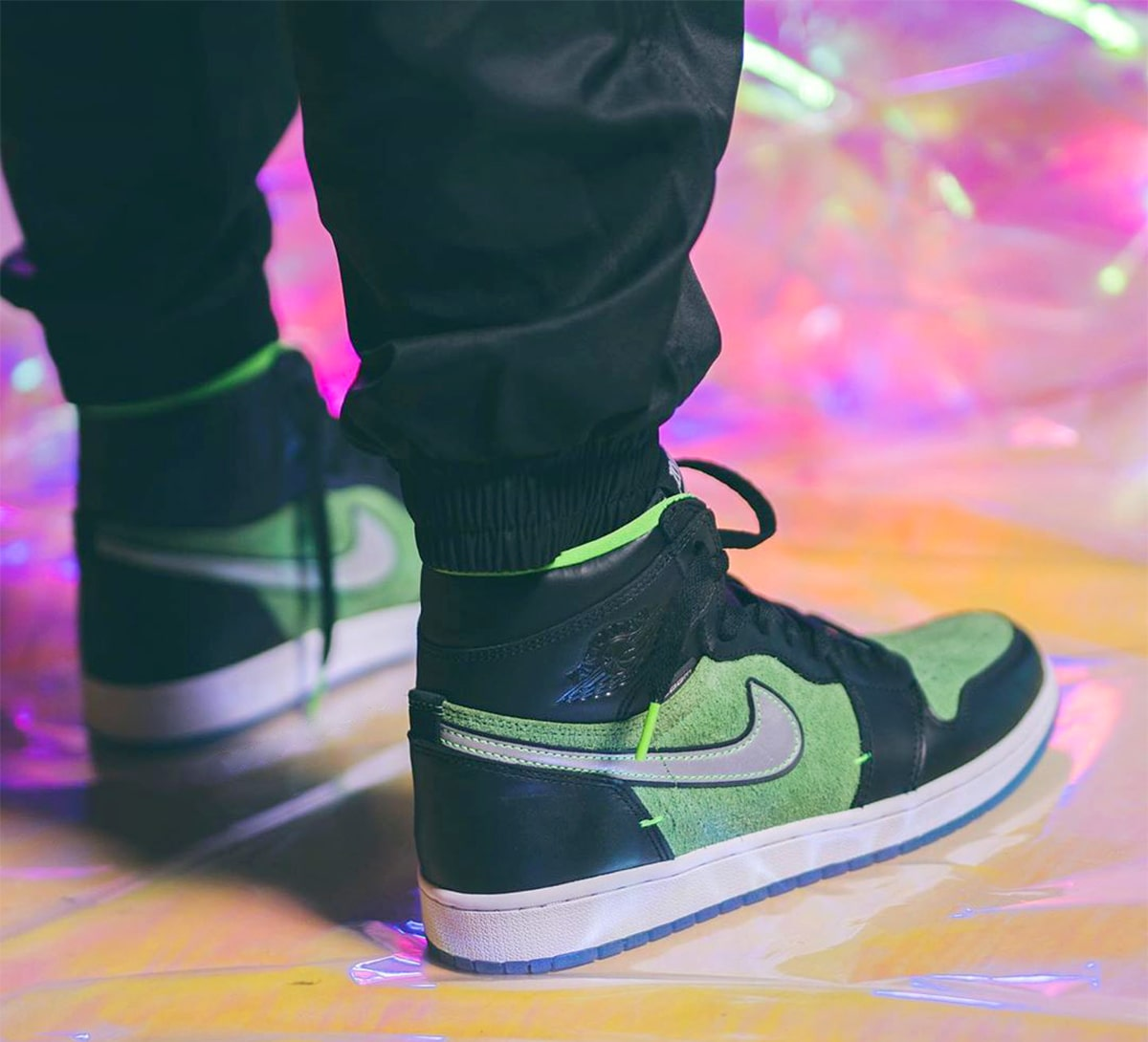 Where To Buy The Air Jordan 1 High Zoom Brut House Of Heat