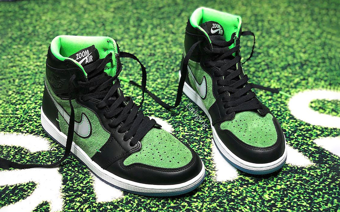 "Where to Buy the Air Jordan 1 High Zoom ""Brut"""