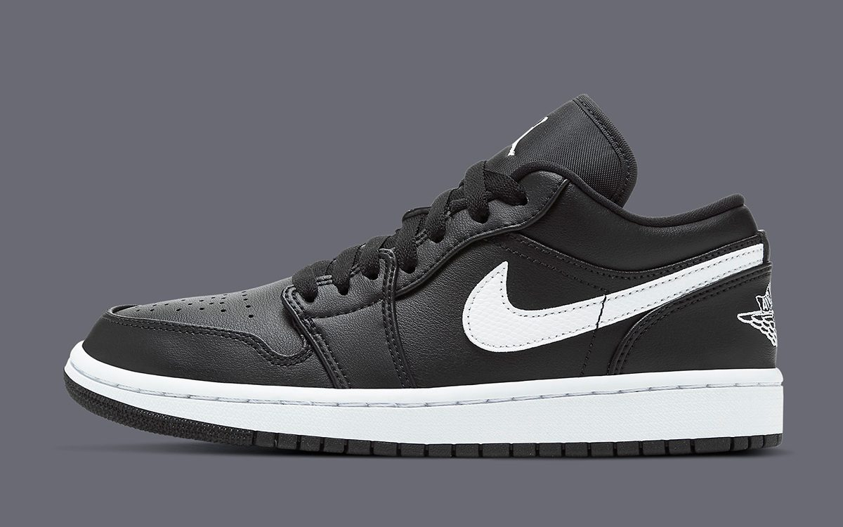 "Available Now // Air Jordan 1 Low ""Yin"""