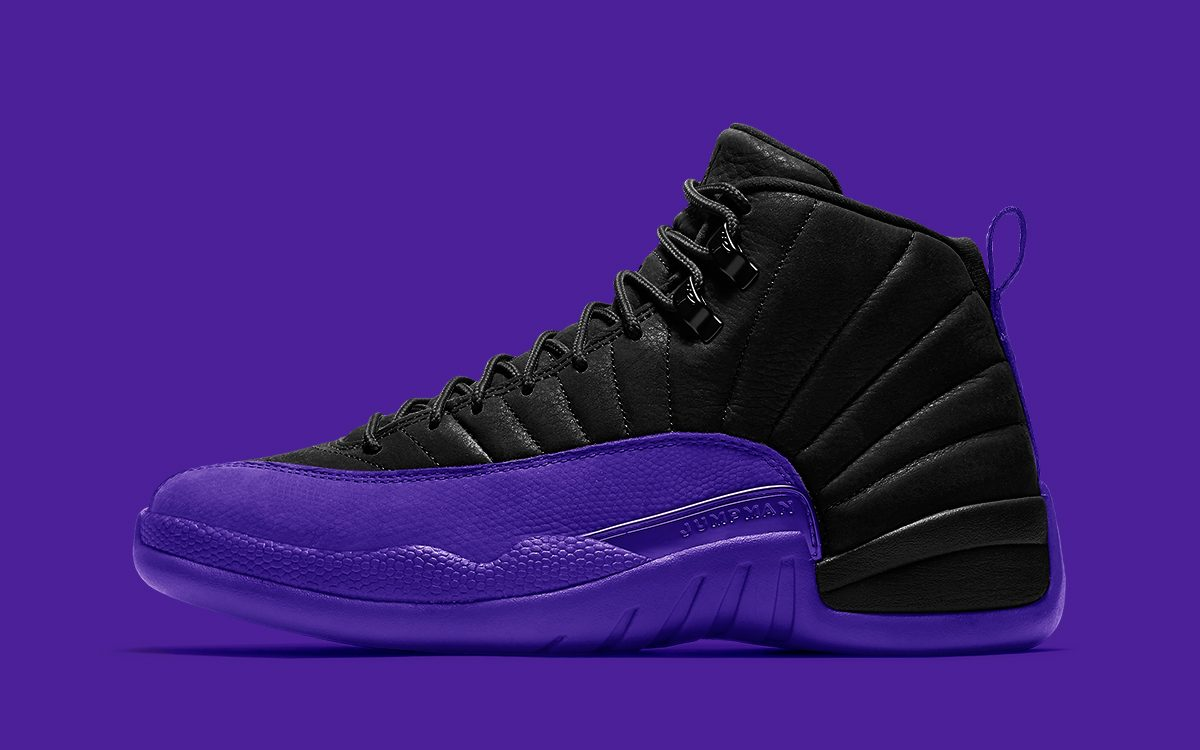"October's Air Jordan 12 ""Concord"" is Fit for a Sacremento King"