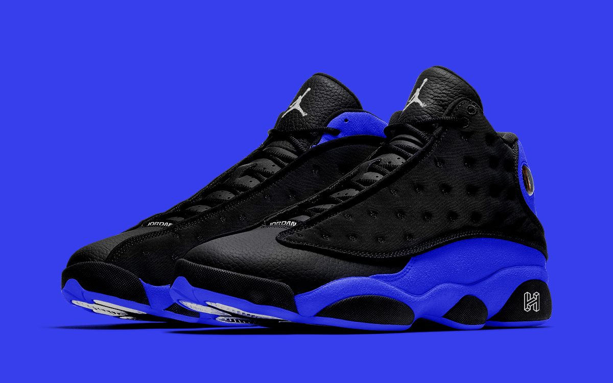 More Looks At The Air Jordan 13 Hyper Royal Just Landed House Of Heat Sneaker News Release Dates And Features