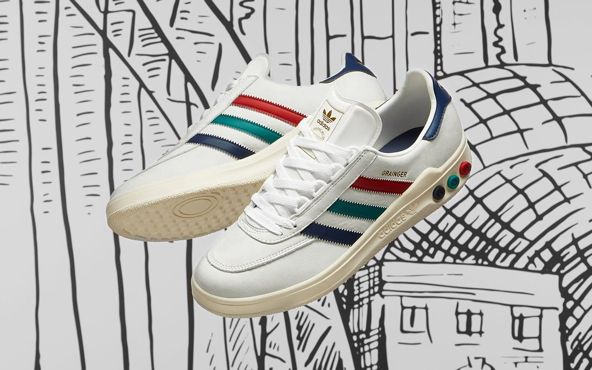 """END. Celebrate 15 Years of Service with """"Three Bridges"""" adidas Collection"""