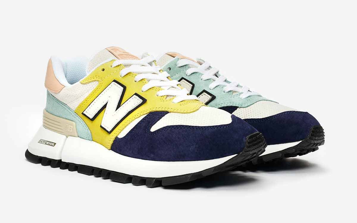 Tokyo Design Studio's Next New Balance 1300 RC Pops Up in Pastel Suedes
