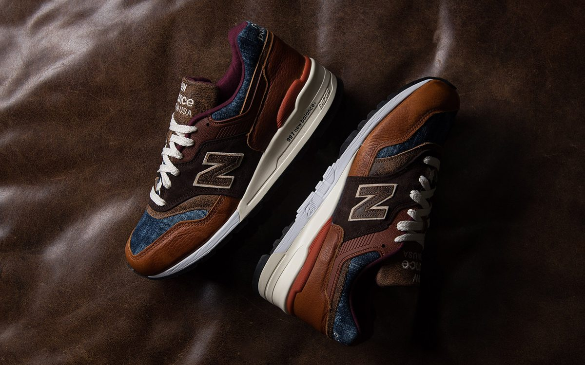 "Available Now // New Balance 997 ""Elevated Basics"""