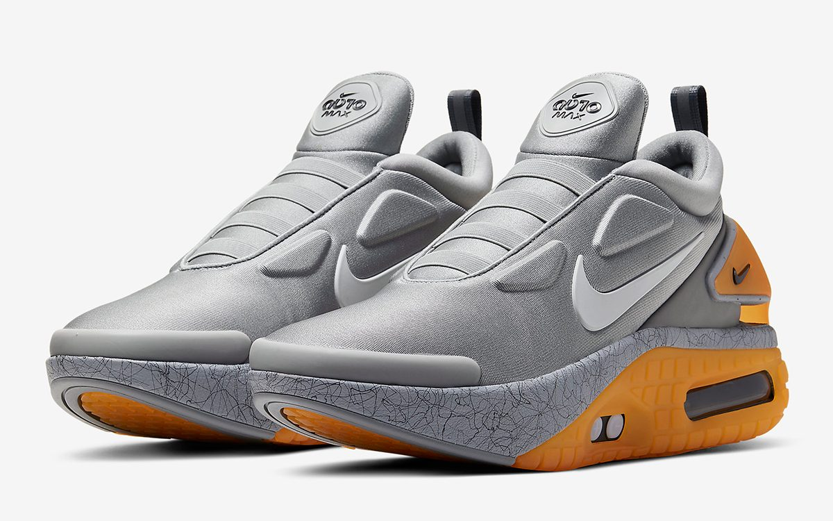 The Nike Adapt Auto Max Just Dropped In Asia House Of Heat Sneaker News Release Dates And Features