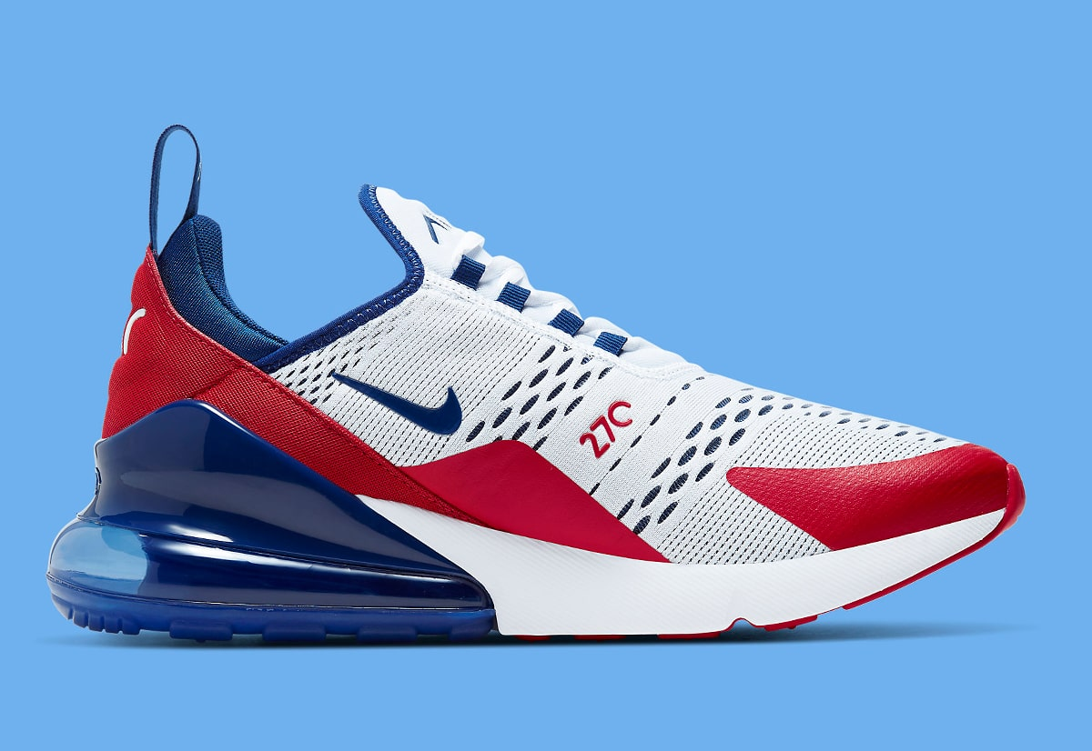 Available Now Nike Air Max 270 Usa House Of Heat Sneaker News Release Dates And Features