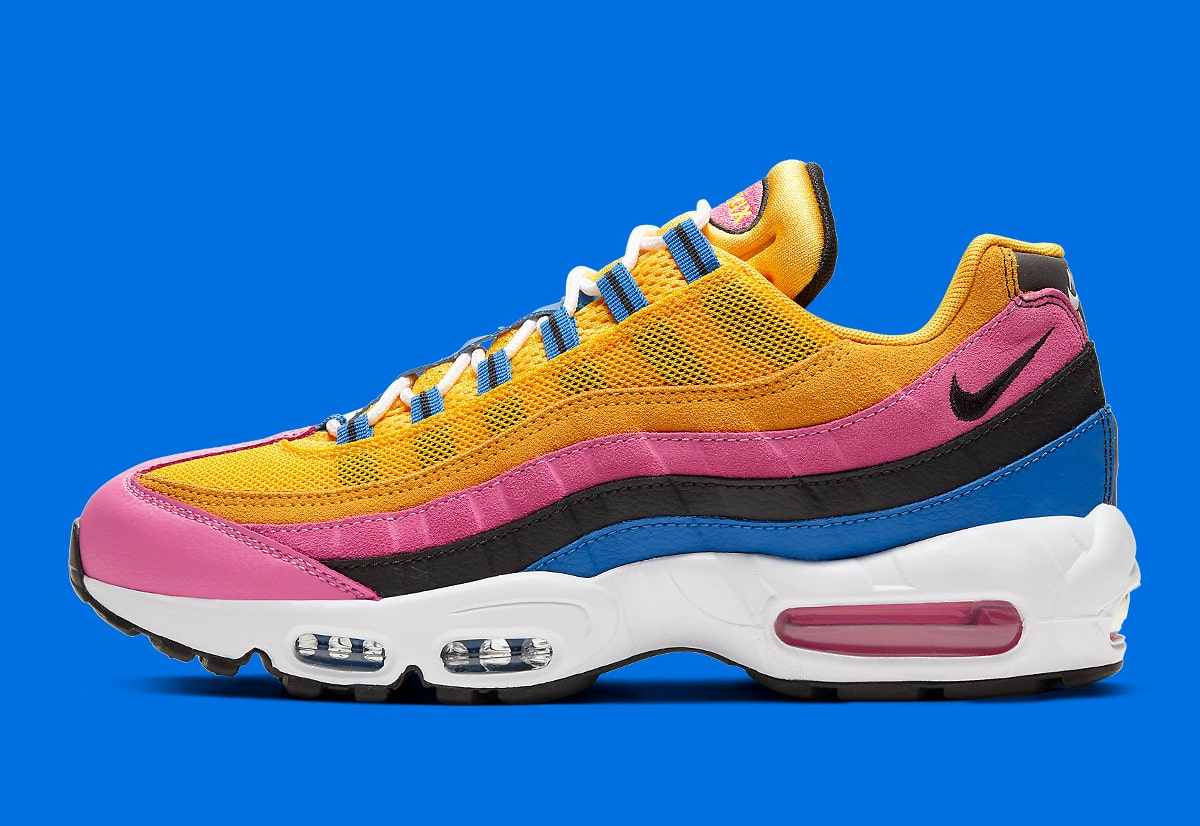 The Nike Air Max 95 Comes Up in