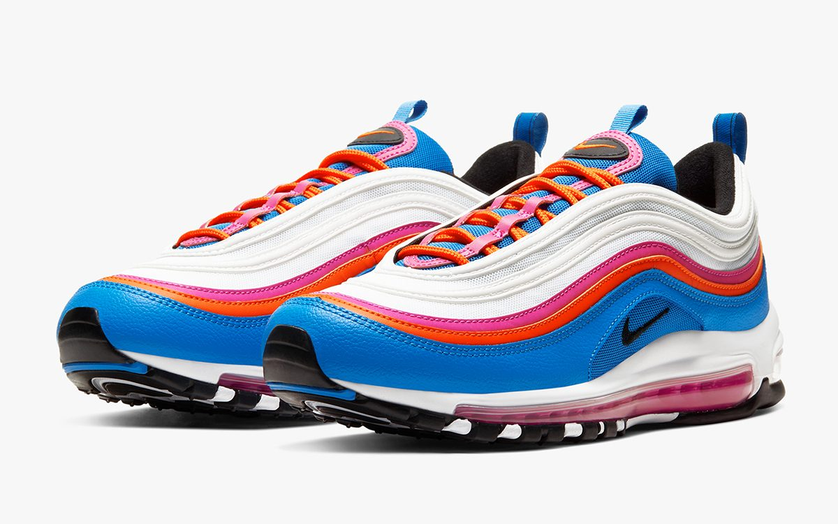 Multi Color Air Max 97s Available Now House Of Heat Sneaker
