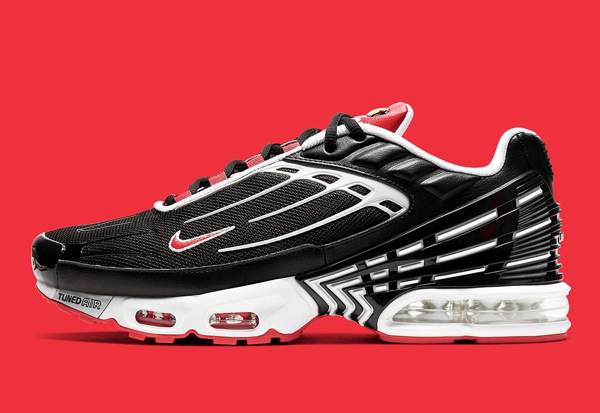 air max plus 3 noir foot locker