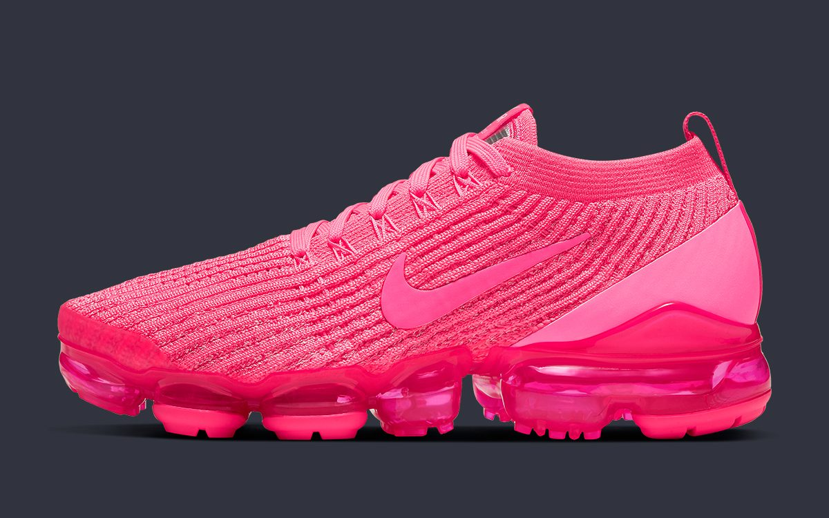 """Available Now // Nike Air VaporMax 3.0 """"Hyper Pink"""""""