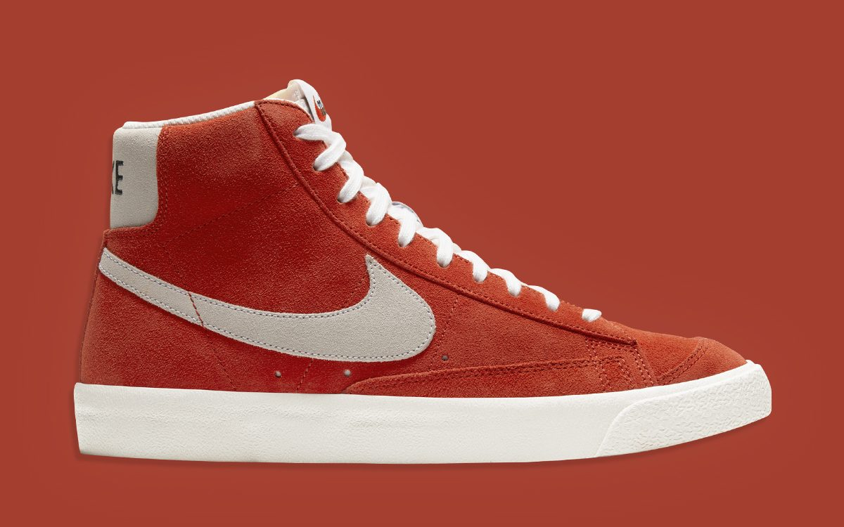 pegamento minusválido Evento  Available Now // Nike Blazer Mid '77 Suede