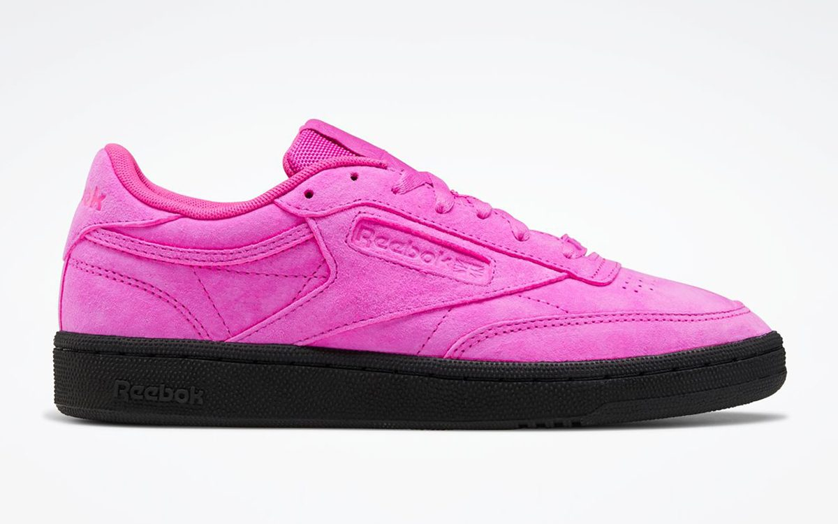 """Available Now // Reebok Club C Revenge """"Dynamic Pink"""""""