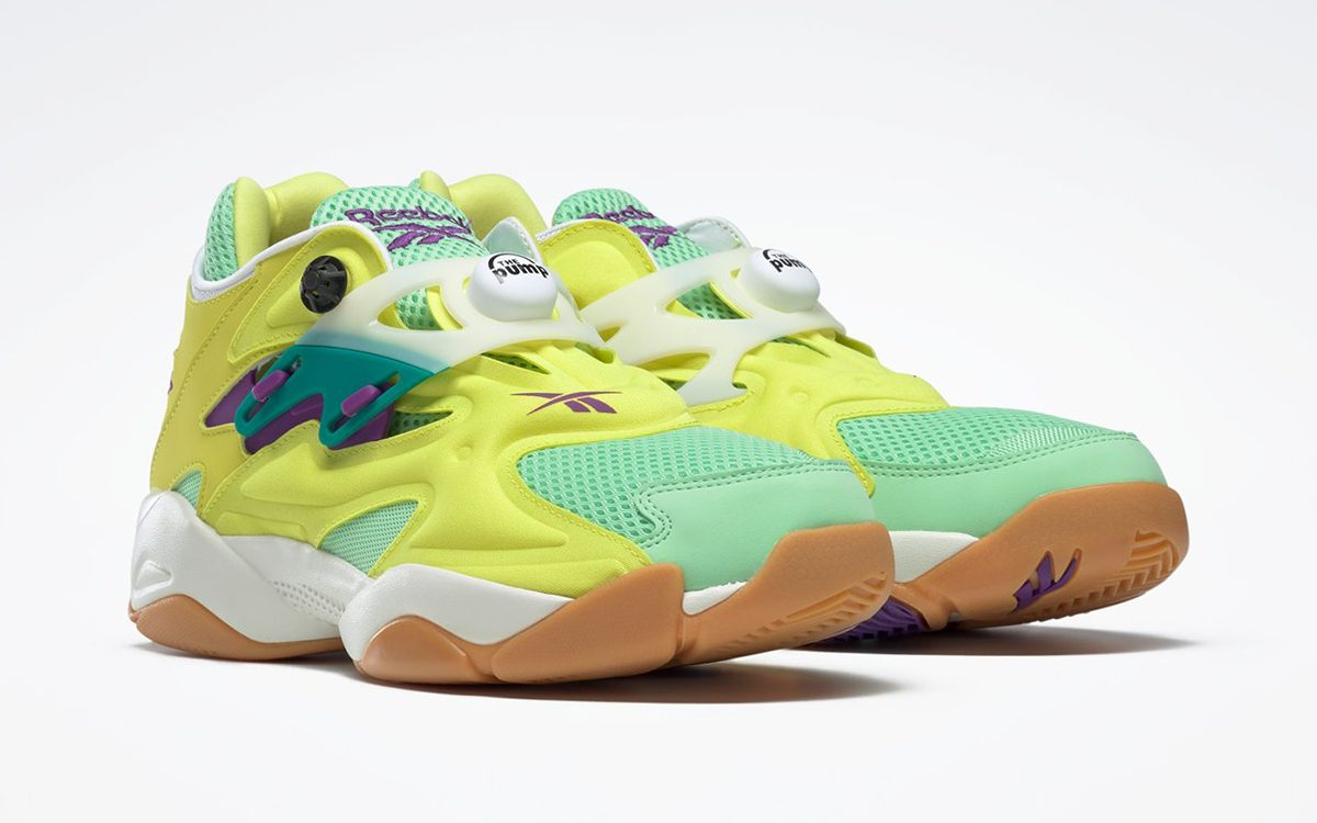 Available Now // Previously-Unreleased Reebok Court Pump Prototype Drops Decades After Inception