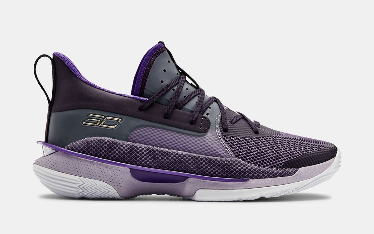 This New Under Armour Curry 7 Celebrates International Women's Day