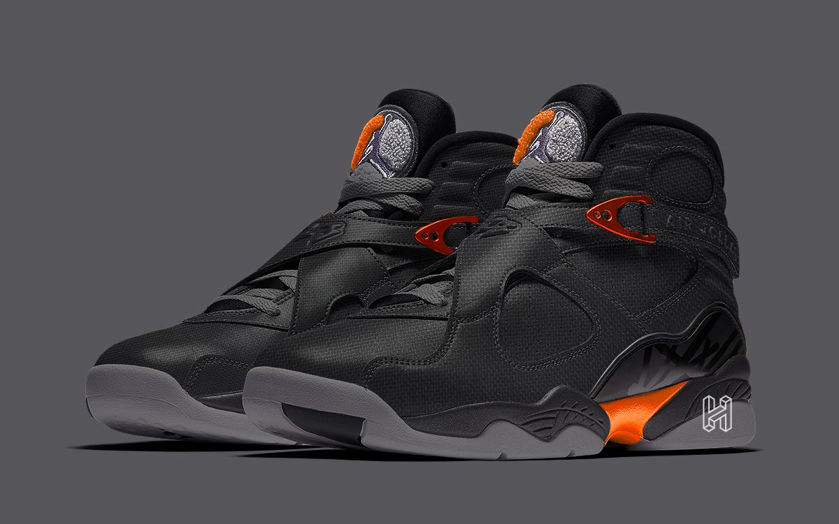 We're Getting a Winterized Air Jordan 8 for Fall