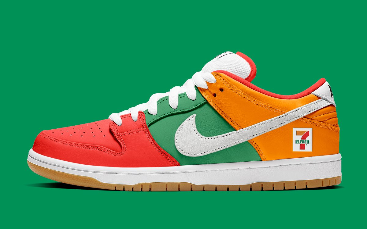 Scrapped! The 7-Eleven x Nike SB Dunk Low has Been Canceled