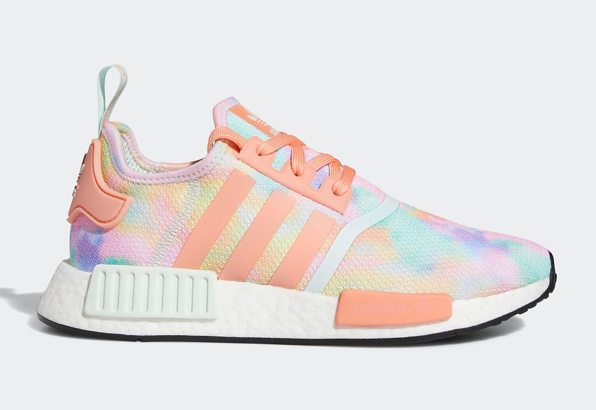 Pastel Popped adidas NMD Arrives April 30 HOUSE OF HEAT