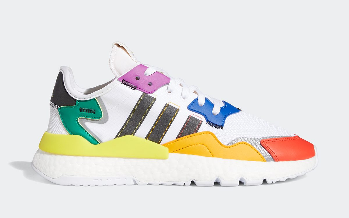Centralizar persona visitar  2020 adidas Pride Collection Available Now! - HOUSE OF HEAT | Sneaker News,  Release Dates and Features