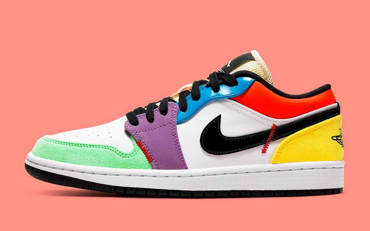 The Air Jordan 1 Lightbulb Also Arrives In A Low House Of Heat Sneaker News Release Dates And Features