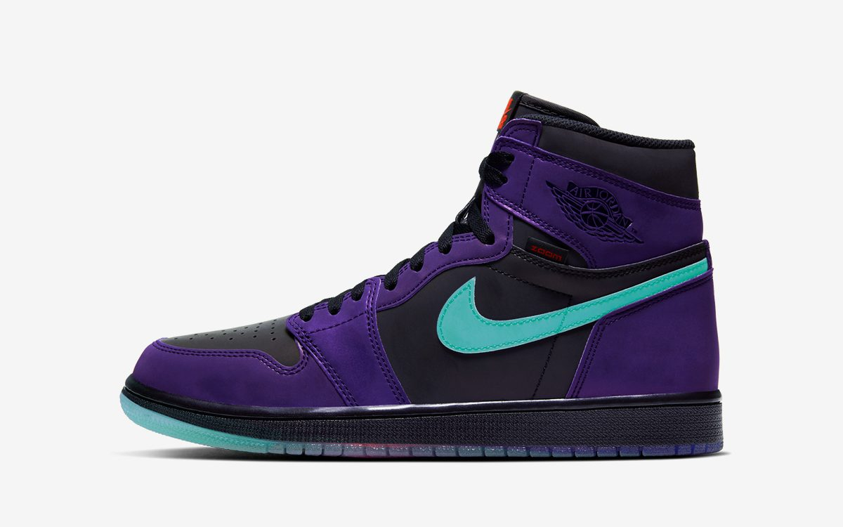 "Air Jordan 1 Zoom ""Court Purple"" Coming Fall 2020"