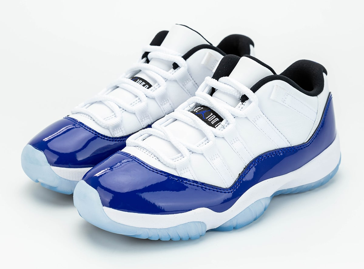 Where To Buy The Air Jordan 11 Low Concord House Of Heat