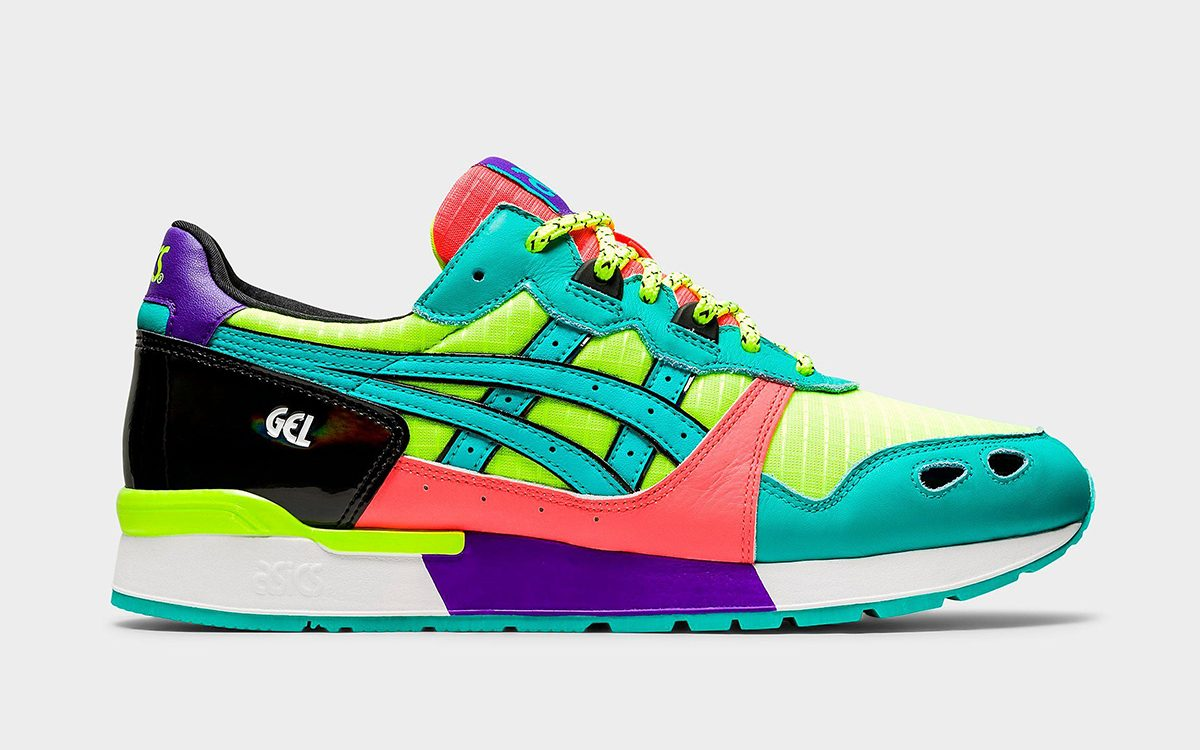 """Available Now // ASICS GEL-Lyte """"Neon"""""""