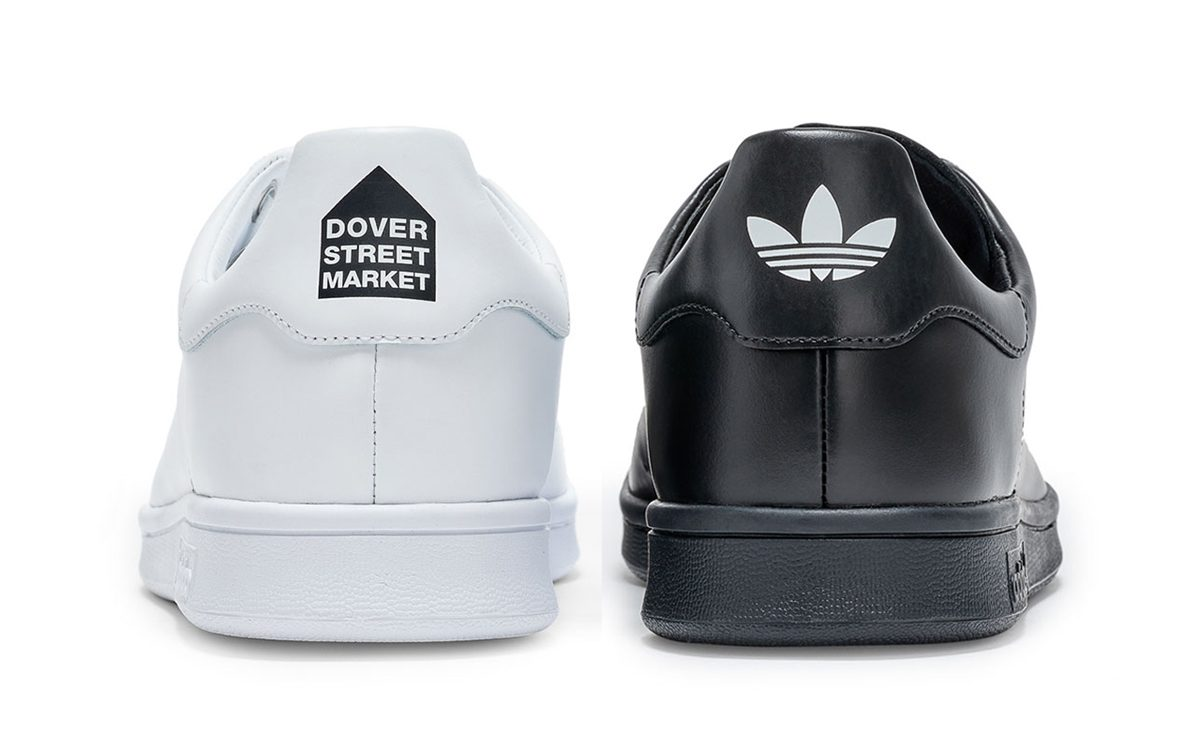 Dover Street Market Delivers Signature Styling on the Stan Smith