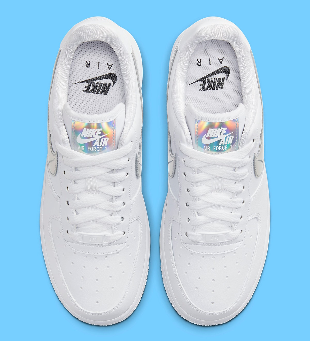 nike air force 1 low donna iridescente