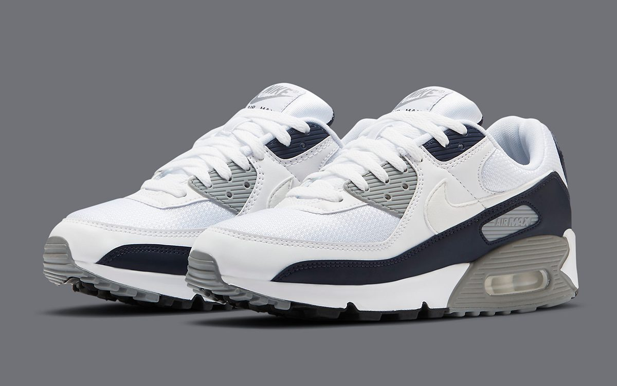 The Og Nike Air Max 90 Obsidian Is Available Now House Of Heat Sneaker News Release Dates And Features