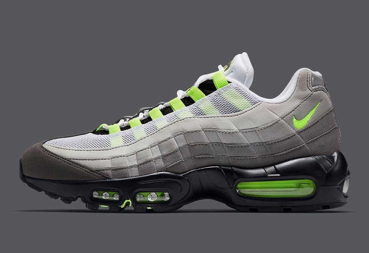 Og Nike Air Max 95 Neon Returns Fall 2020 House Of Heat Sneaker News Release Dates And Features