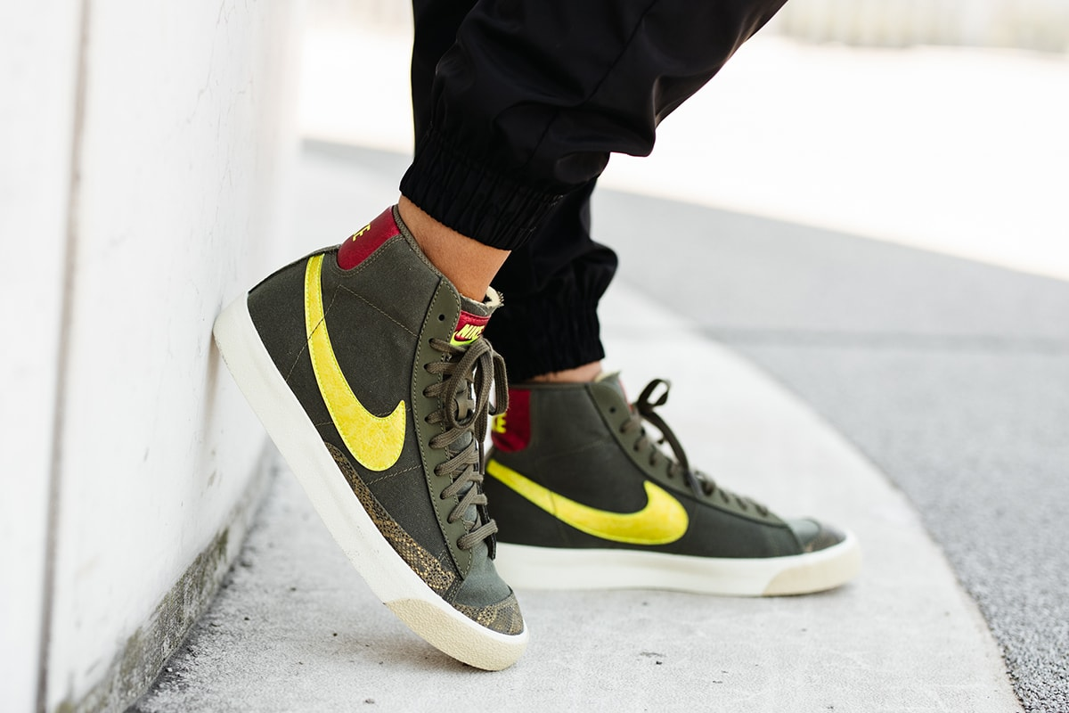 prisa ligado Radar  Available Now // Nike Blazer Mid '77