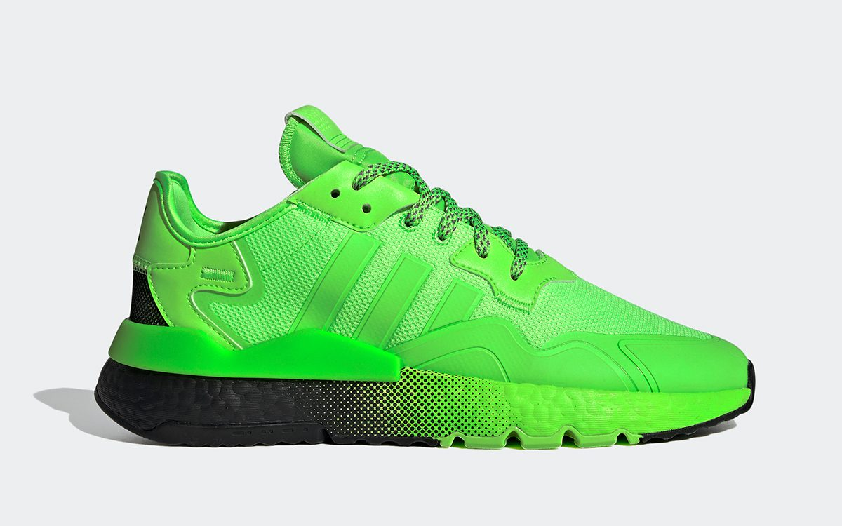 Two-Piece Neon adidas Nite Jogger Pack Arrives June 1st