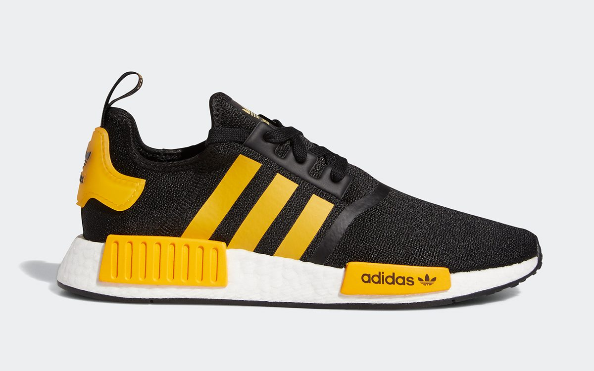 """adidas NMD R1 """"Active Gold"""" Arrives June 1st"""