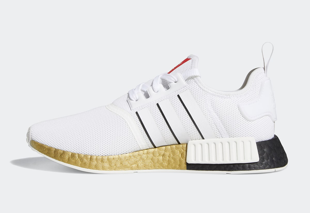 2020 Adidas Nmd City Pack Honors Tokyo Los Angeles Munich And