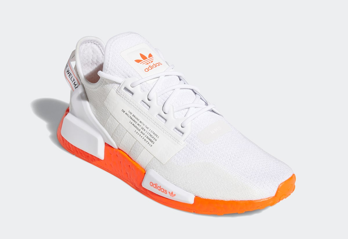 Two Color Soled Adidas Nmd R1 V2s Just Dropped House Of Heat Sneaker News Release Dates And Features