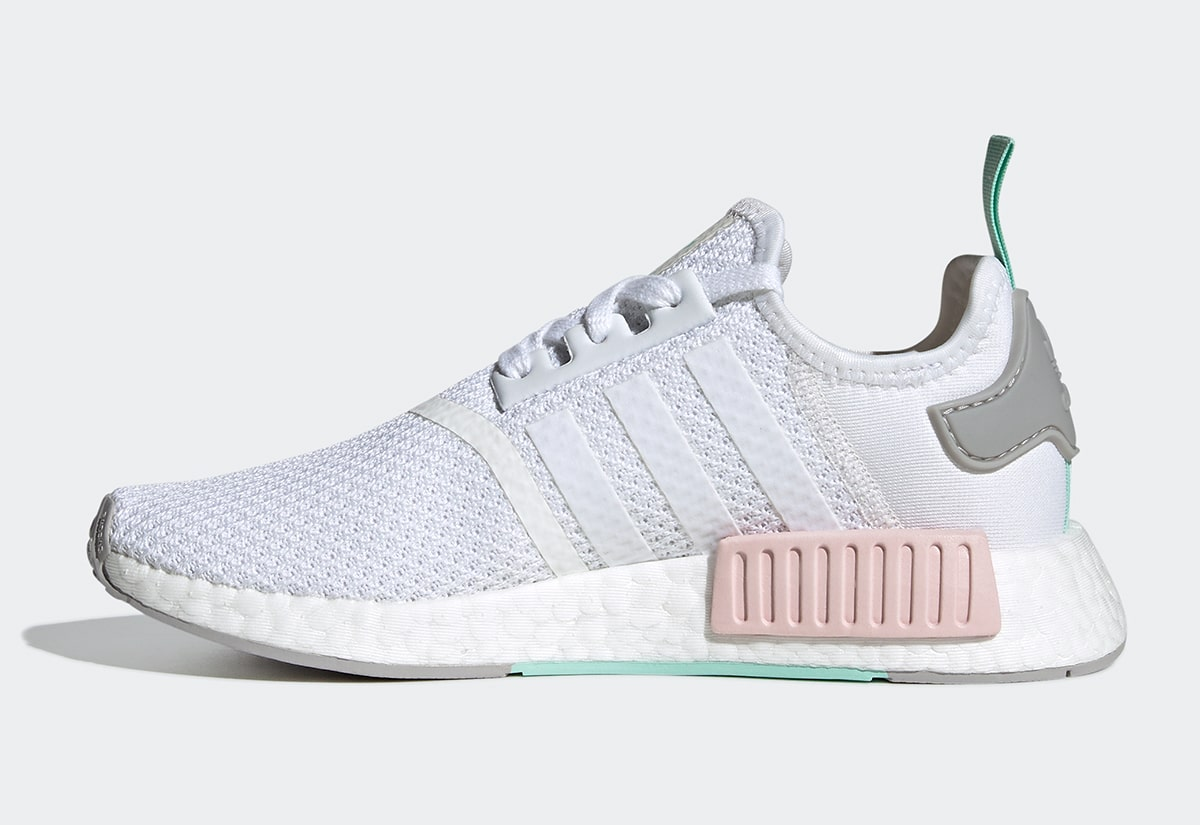 Adidas Nmd Surfaces In Two Spring Perfect Colorways House Of