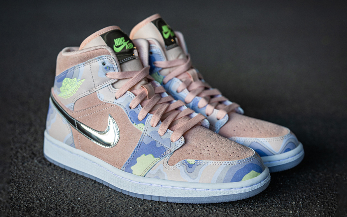 """Foot Locker's Upcoming """"P(HER)SPECTIVE"""" Pack Features the Air Force 1 and Air Jordan 1"""