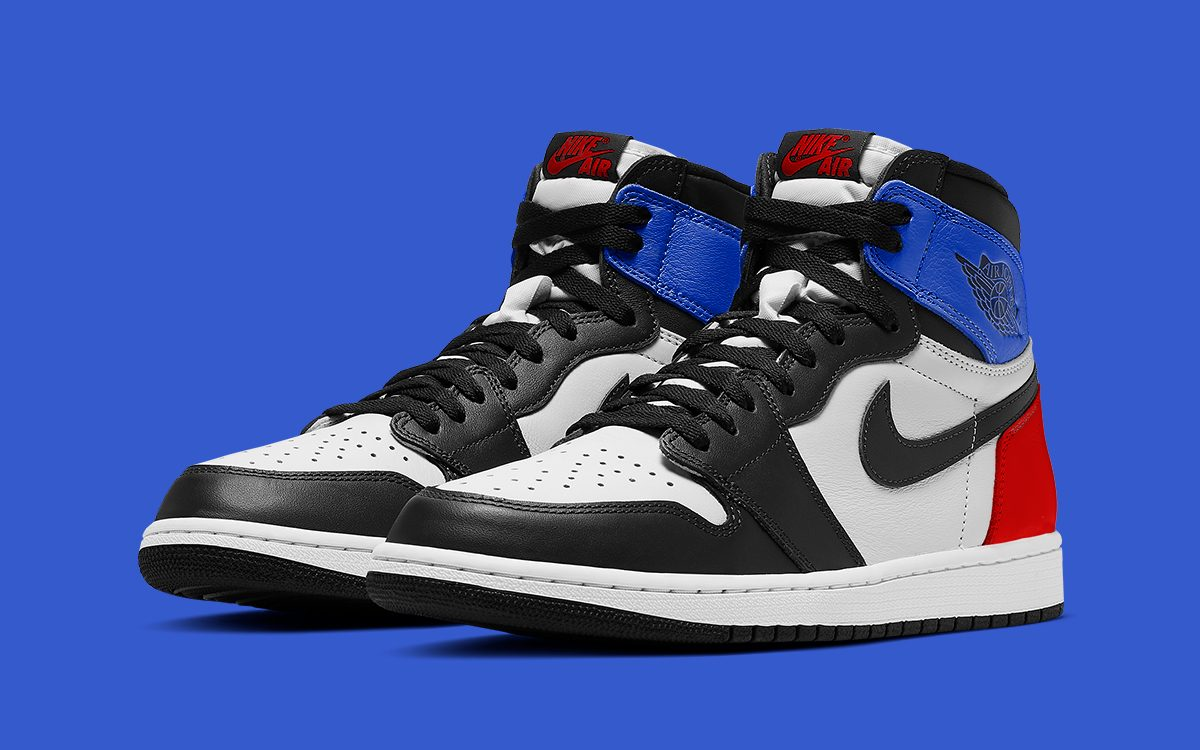 Are We Getting An Air Jordan 1 Top Three 2 0 These Holidays
