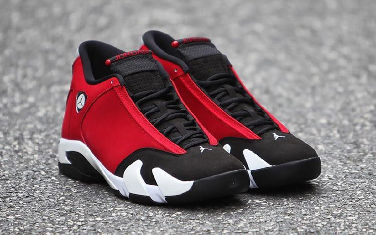 white black red 14s Shop Clothing