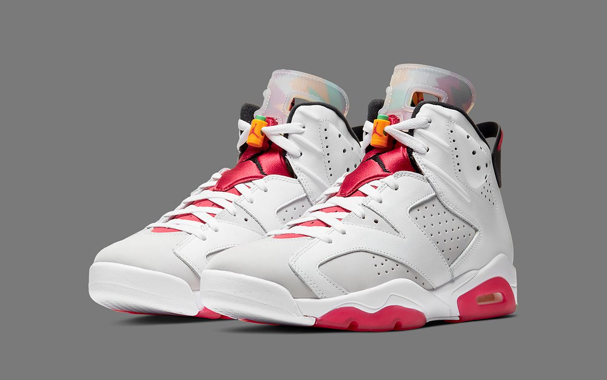 """Where to Buy the Air Jordan 6 """"Hare"""""""