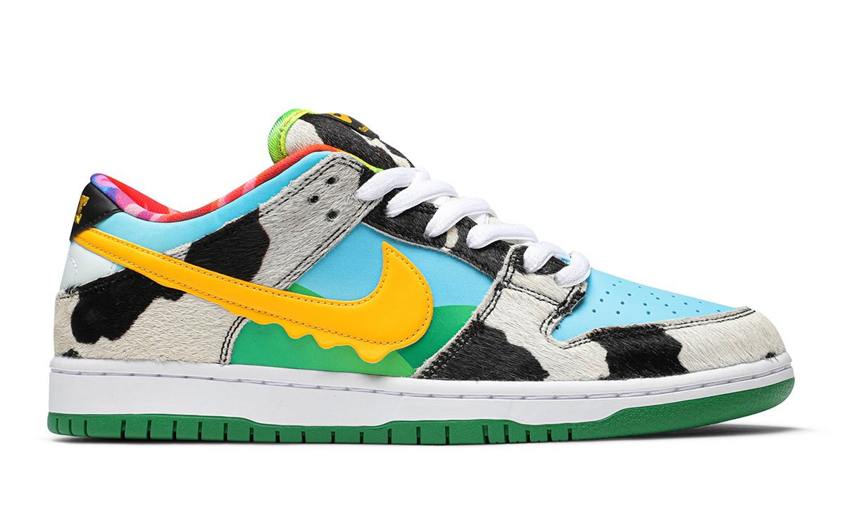 """Where to Buy the Ben & Jerry's x Nike SB Dunk Low """"Chunky Dunky"""""""