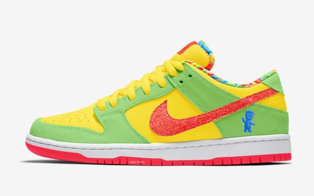 Concept Lab // Sour Patch Kids x Nike SB Dunk Low