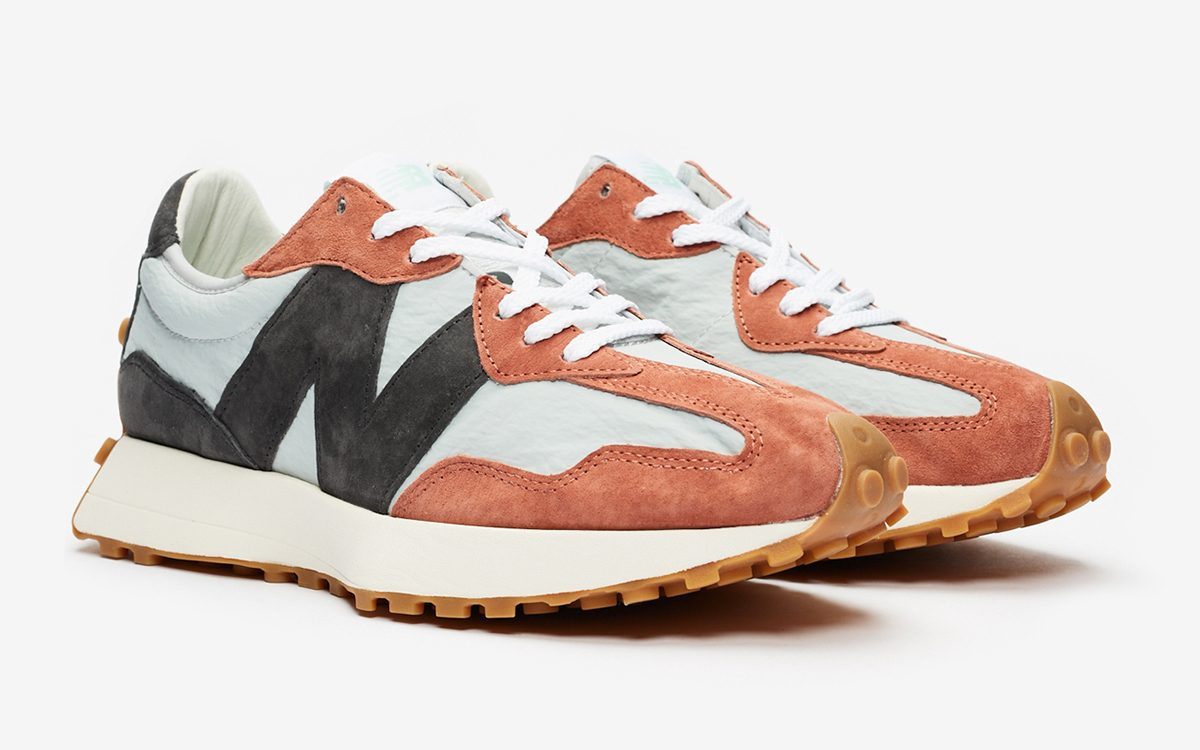"""Where to Buy the New Balance 327 """"Rust"""""""